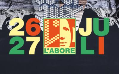 Darla Smoking on L'abore festival 2019